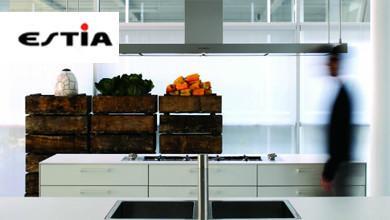 Estia Kitchen Logo