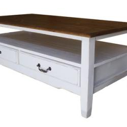 In Domo Furniture - Adrienne Vintage Coffee Table