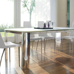 Tofias Furniture - Arthur Modern Dining Set