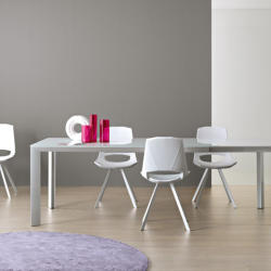 Tofias Furniture - Kris Totale Modern Dining Set