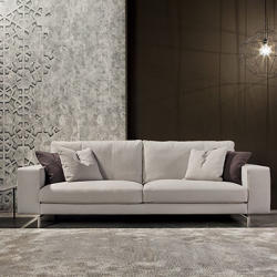 Tofias Furniture - Thomas Two Sitted Sofa