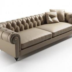 La Bottega Interiors - Sophisticated Classic Sofa