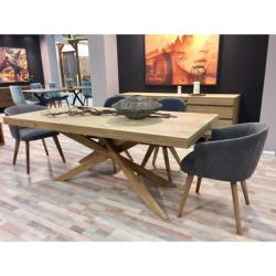 Lavdas - Cross Dining Table
