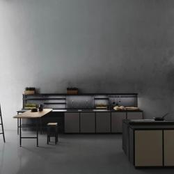 Deloudis - Boffi Contemporary Kitchen