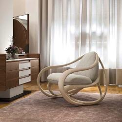 Deloudis - Move Rocking Modern Armchair