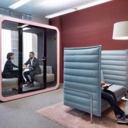 Accoustic Furniture Fremery Pod Q
