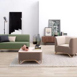 Office and Home Solutions - Profim Softbox Modern Livingroom Furniture