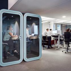 Office Solutions Accoustic Furniture