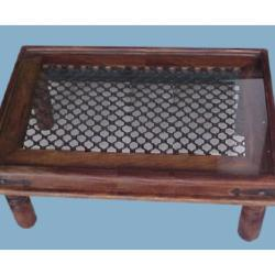 Aletraris Furniture - Sakra Rustic Coffee Table