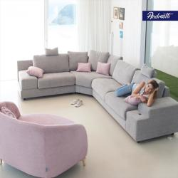 Andreotti Furniture - Corner Sofa