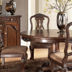 Zarco Furniture - Classic Dinning Table