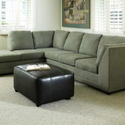 Zarco Furniture - Corner Fabric Sofa