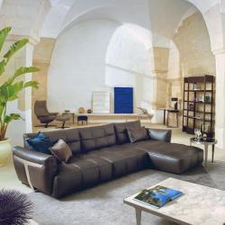 Takis Angelides - Natuzzi Italia Herman Corner Sofa