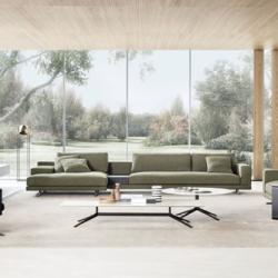 Takis Angelides - Poliform Modern Sofas