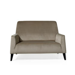 Metallofabrica Grey Sofa