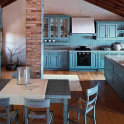 Estia Kitchen Rustic Kitchen