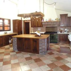 Estia Kitchen Traditional Rustic Wooden Kitchen