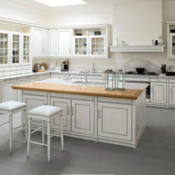 Estia Kitchen Traditional White Kitchen
