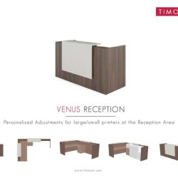 Timoset - Venus Reception Desk