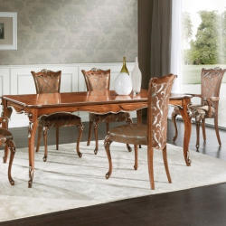 Marnico - Classic Dining Table