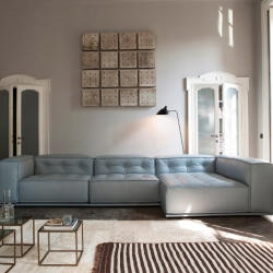 Marnico - Glamour Leather Sofa