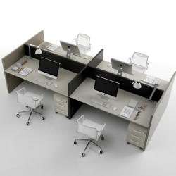 Marnico - Modern Office Desk