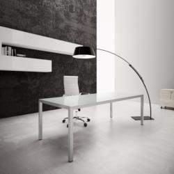 CMC Living - Modern Alluminium Desk Office Furniture