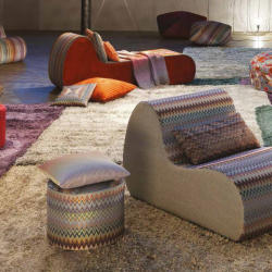 Fedros Elia - Missoni Chair Virgola