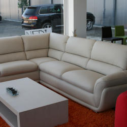 Ekma Furnishings - Living Room Modern Corner Sofa
