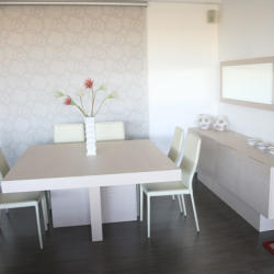 Ekma Furnishings - Modern Dining Room Table With Chairs