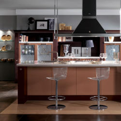 Salt and Pepper - Elegant Baccarat Kitchen