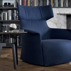 Salt and Pepper - Jean Marie Massaud Santa Monica Armchair
