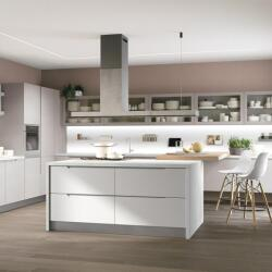Argyrou Kitchens Luna Lack And Veneered