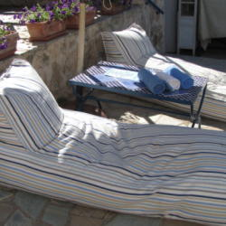 Tipota Furniture - Soft Outdoor Sunbeds