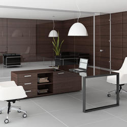 Titan Office - Icon Managerial Desk