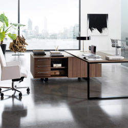 Titan Office - Planeta Executive Office Desk