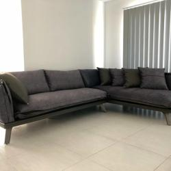 Chrysi Tomi Furniture - Contemporary Corner Sofa