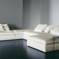 Baxter Garage - Meridiani Lewis Modern Corner Sofa