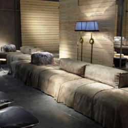 Baxter Garage - Panama Rustic Sofa