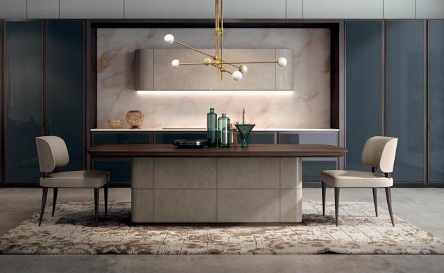 Elite Interiors   Stylish Modern Dinning Table