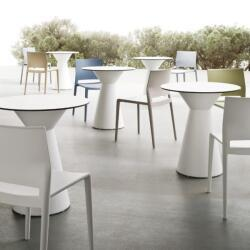 Seccom Furniture Roller Tables With Bakhita Chairs